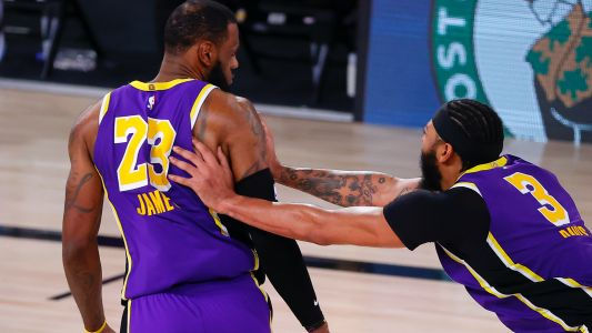 LeBron James reminds fans that, even at 35, he isn't done yet