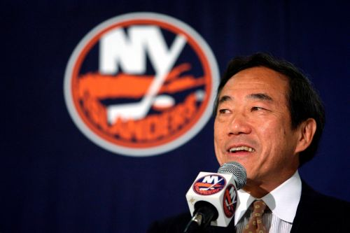 Former Islanders owner Charles Wang dies at 74