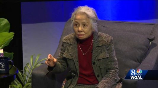 Survivor of Hiroshima bombing speaks to students about impact of using nuclear weapons