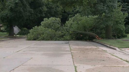 Stormy start to Sunday for southeast Wisconsin