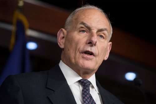 John Kelly again rumored to depart White House