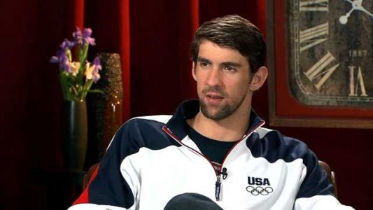 Michael Phelps offers encouragement to athletes after 2020 Games postponed