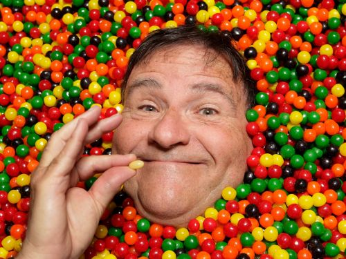 The inventor of Jelly Belly has launched cannabis-infused jelly beans