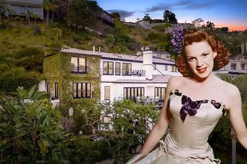 Judy Garland's house is for sale for a glamorous $6 million