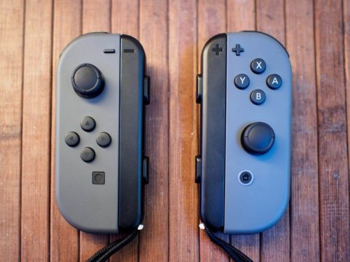 Joy-Con drift issues are being brought to up to the European Commission