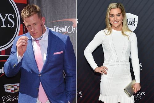 J.J. Watt announces engagement to soccer star Kealia Ohai