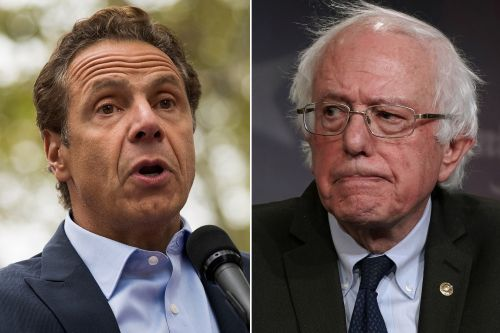 Cuomo goes after Bernie: Americans don't want to elect a socialist