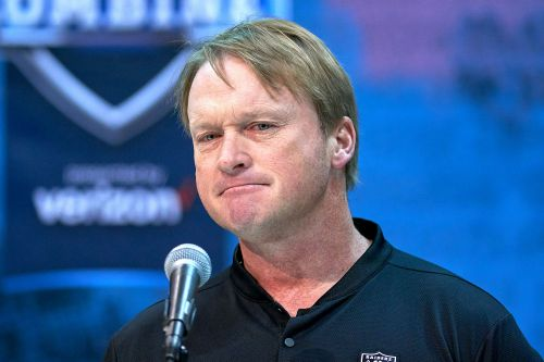 Jon Gruden banishes Raiders scouts days before NFL Draft