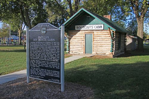 Troop 60 to celebrate restoration of 100-year-old historic Boy Scouts cabin