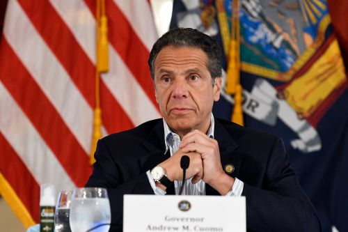 Cuomo accuser says governor 'went for it' during alleged groping incident