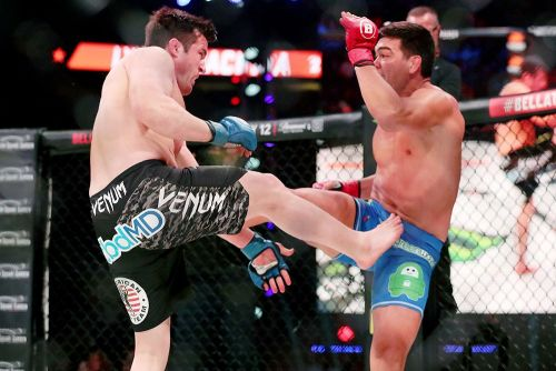 Bellator 222: Chael Sonnen, Fedor Emelianenko take opposing roads at close of career
