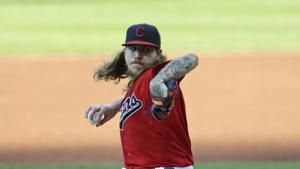 AP source: Indians' Clevinger flew with team after violation