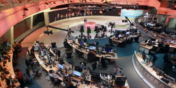 Al Jazeera apologized and suspended 2 staff after it published a viral video asking: 'How true is the Holocaust?'