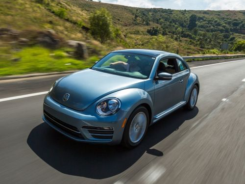 The last VW Beetle has rolled off the assembly line - but here are some 2-door cars you can still buy for $35,000 or less