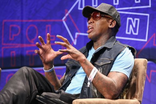 Dennis Rodman: I didn't know I'd talk to Kim Jong-un when I went to North Korea