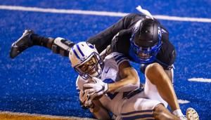 In fashion: No. 8 BYU interested in wins, not style points