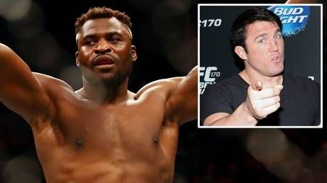 'He's SCARY!' Chael Sonnen says ONLY Stipe Miocic and Daniel Cormier can live with UFC heavyweight monster Francis Ngannou