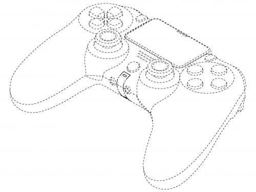 The first images of the PlayStation 5 controller reveal a familiar design with 2 major changes