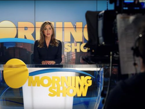 Apple's new trailer for its upcoming TV series about morning news introduces us to the characters played by Jennifer Aniston, Reese Witherspoon, and Steve Carell after the first teaser confused some people