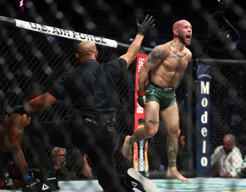 Brian Kelleher wanted to prove he belonged on UFC 246 main card