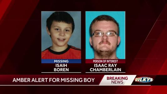 Amber Alert issued for missing 10-year-old boy with autism