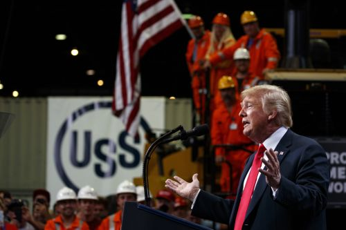 US Steel, once a darling of Trump's tariffs, plans to lay off nearly 200 workers