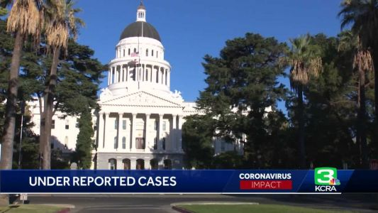 Glitch causes California COVID-19 cases to be under reported