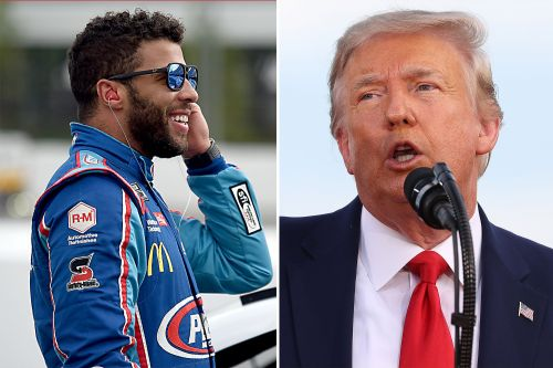 Trump asks if NASCAR driver Bubba Wallace has apologized for noose 'hoax'