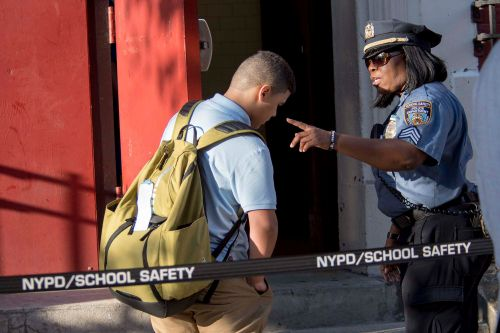 NY City Council is pushing for a school-safety disaster