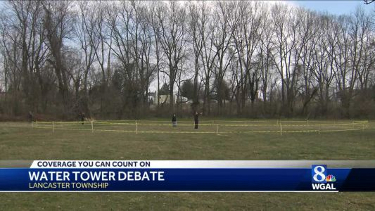 Community activists trying to prevent water tower from being built