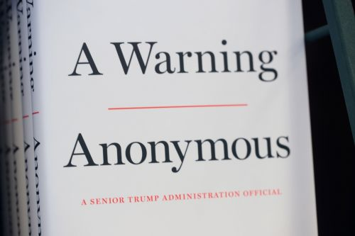 Ex-DHS official Miles Taylor reveals himself as Anonymous, who wrote critically of Trump