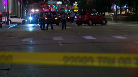 Minneapolis Police Investigate Shooting, Crash On West Broadway Avenue