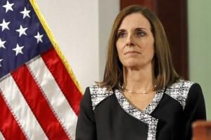 Sen. Martha McSally says she spoke to Trump about McCain comments