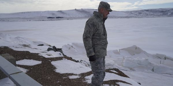 Trump reportedly wants to 'buy' Greenland. This is what it's like at the US's Arctic base there