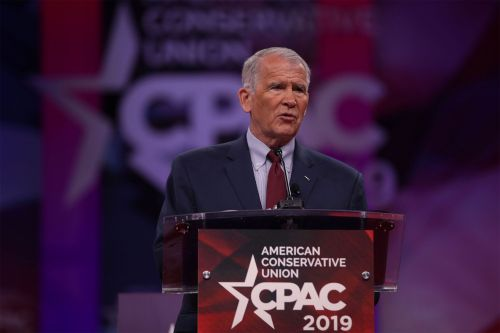 Judge shoots down NRA's second bid to sit in on Oliver North's deposition