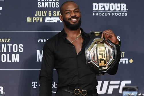 Jon Jones wanted Stipe Miocic fight; 'strong possibility' of heavyweight move after UFC 247