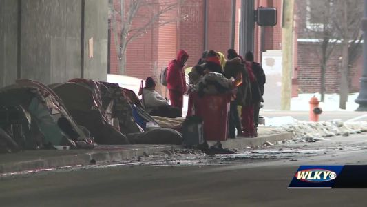 Process of clearing homeless camps in Louisville could soon have more oversight