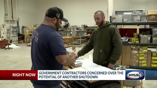 Workers at Hampton company worry about another government shutdown