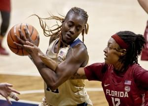 College players get education on court at women's World Cup