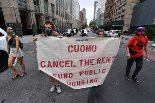 400,000 NYC families could lose homes as eviction pause lifts, federal aid stalls