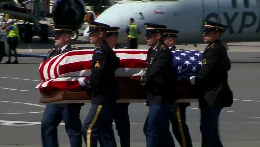 Remains of Somerville soldier killed in POW camp returned home