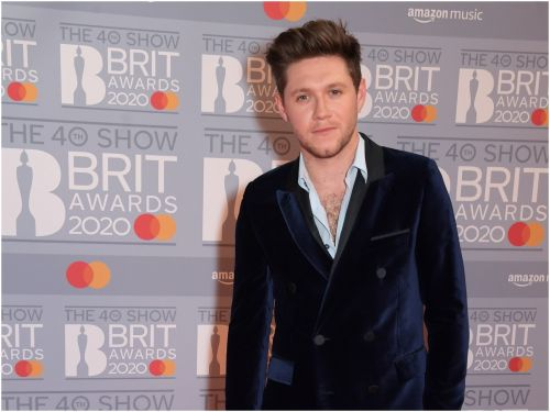 Niall Horan left a 'voicemail' for himself tomorrow morning after the BRITs: 'Jesus, you don't look like you did last night'