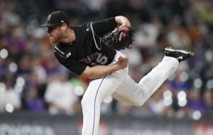 Rockies use strong outing by Jon Gray to beat Miami 3-0