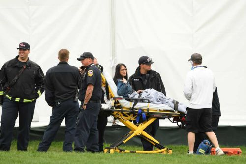 5 people injured by runaway golf cart at US Open, officials say