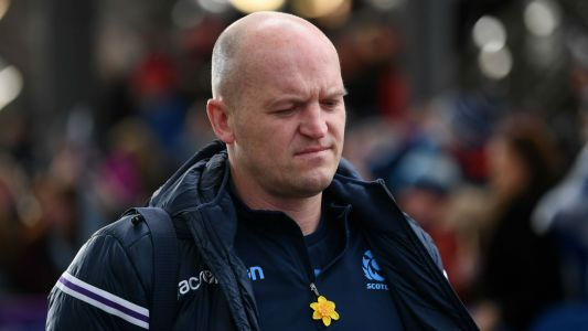 Six Nations 2019: Gregor Townsend has mixed feelings after loss to Wales