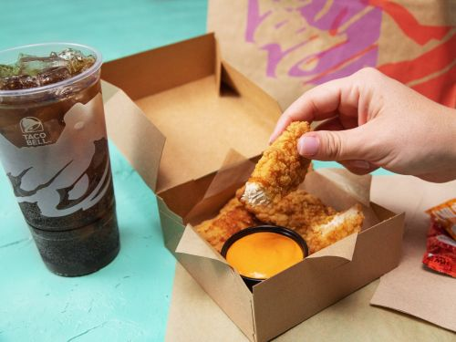 Taco Bell is launching chicken tenders in a move to compete with Popeyes and Chick-fil-A