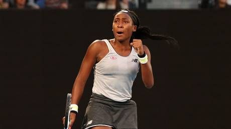 Glorious Gauff: US teen sensation Cori 'Coco' Gauff knocks out defending champ Osaka in huge Australian Open upset