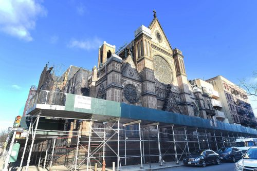 Historic All Saints Church in Harlem to be sold