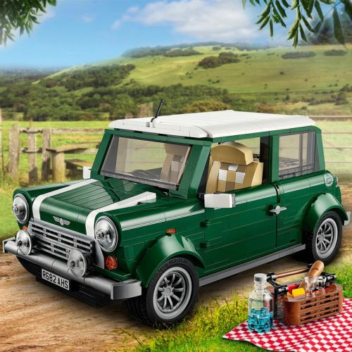 Take a trip down memory lane with the $81 Lego Creator Expert Mini Cooper
