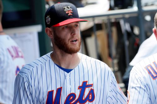 Mets trade chip Zack Wheeler goes on injured list